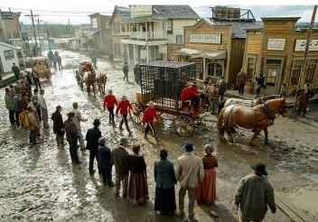 Klondike Street Scene