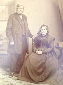 Daniel Hanington and Margaret Ann Peters