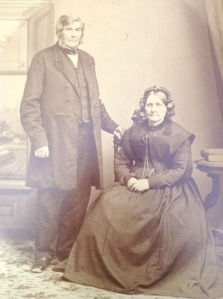 Daniel Hanington and Margaret Ann Peters