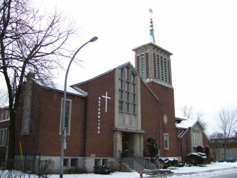 Montreal City West Baptist Church St. Laurent, Quebec