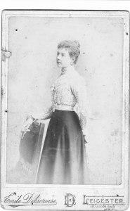 Lilian Mary Symons b. 1882