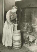 butter churn