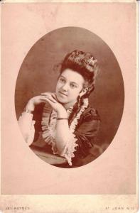 Gertrude Thorpe Davidson