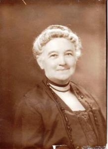 Mrs. J P Hanington (Gertrude Davidson)