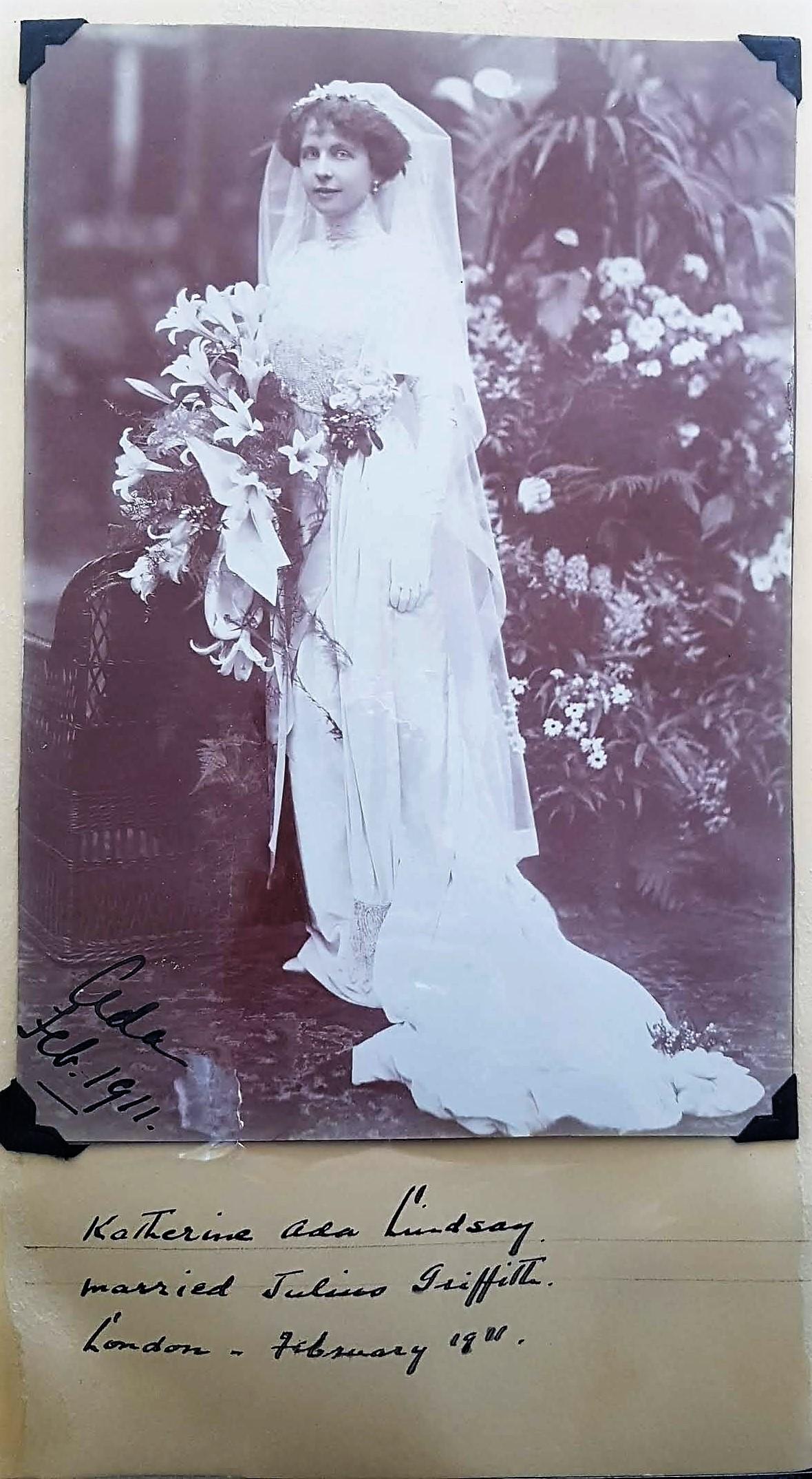 Ada - wedding - 1911