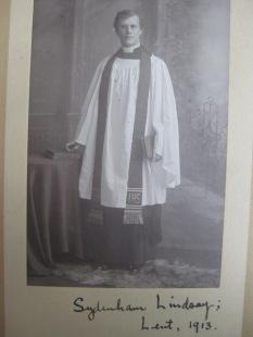 Rev Sydenham Bagg Lindsay 1913