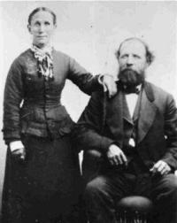samuel William O'Bray and Eleanor Bainbridge
