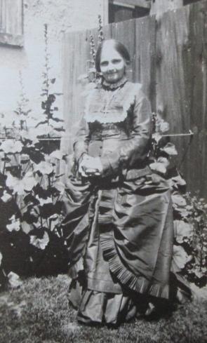 Granddaughter Bessie Sutherland