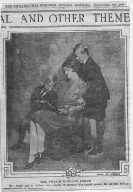 Josephine S Anglin and Sons - Dec 1927 - The Philadelpha Ledger