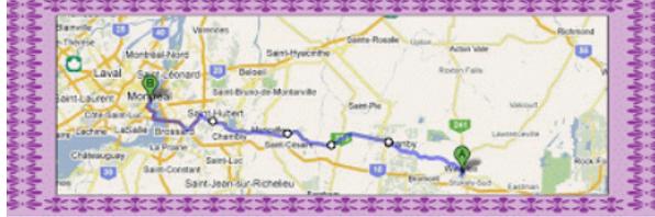 Itineray
