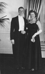 Tommy and Ann - 1944
