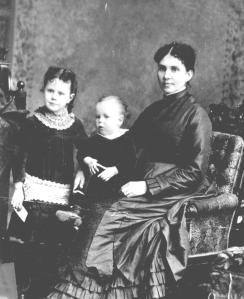 samantha & children
