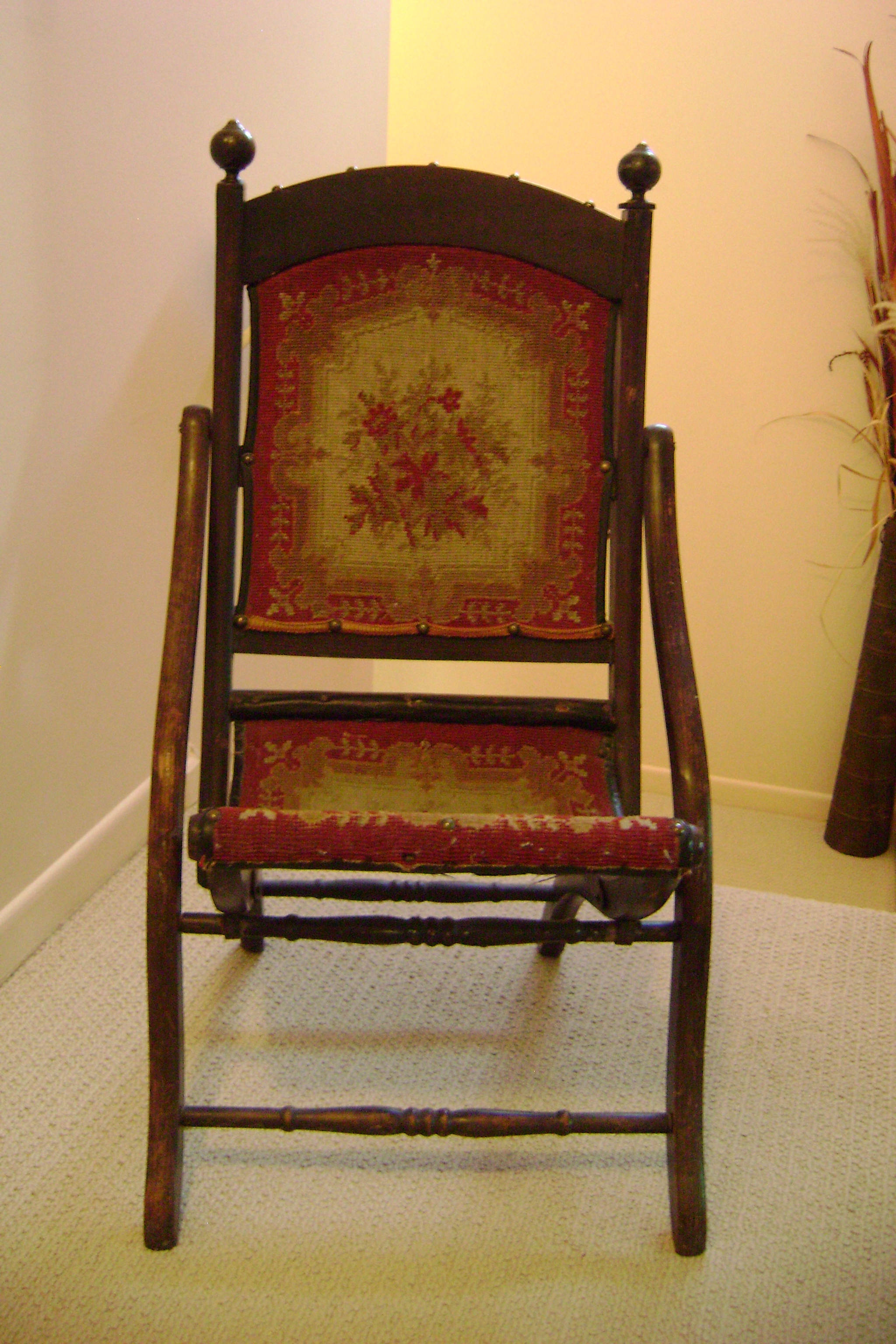 Carpet chair - Hanington