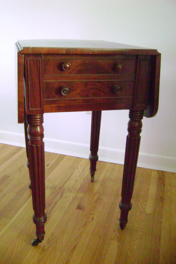 Hanington-Lindsay Sewing Table