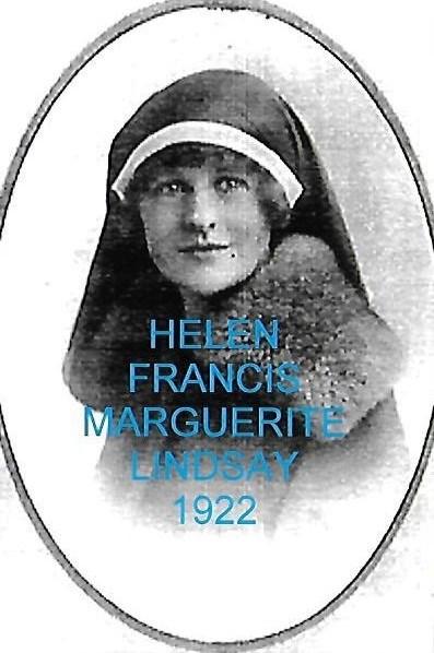 Marguerite Lindsay 1922