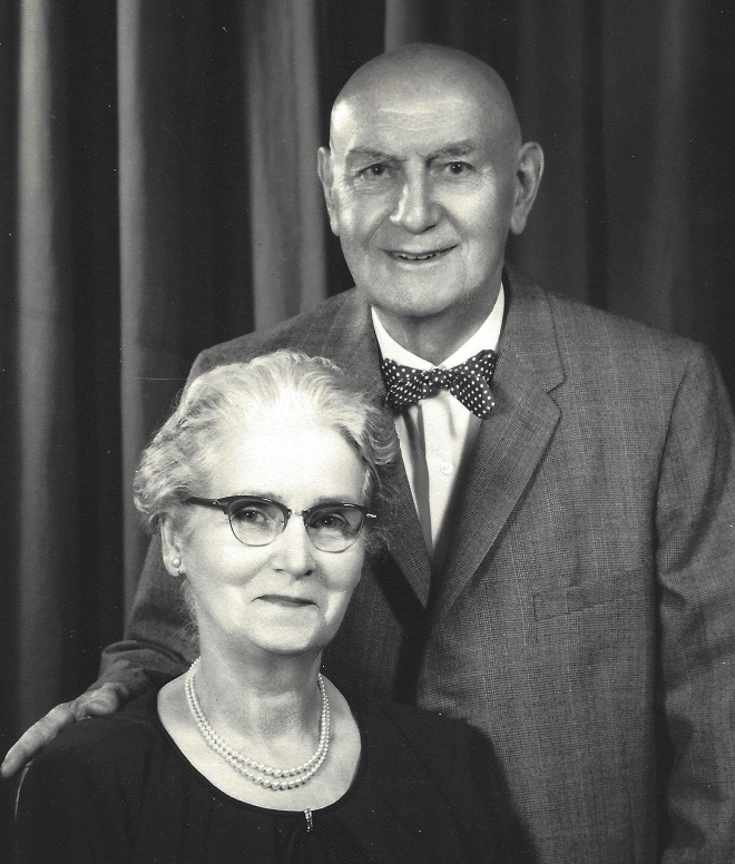 Rene & Beatrice 1961