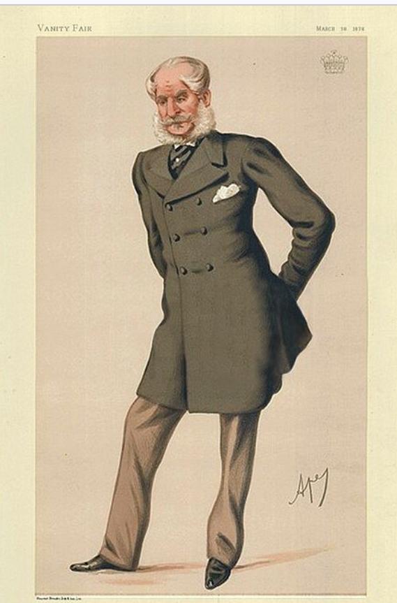 Lord Feversham 1829-1915